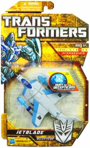 Transformers: Hunt for the Decepticons Deluxe Action Figure JetBlade