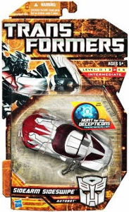 Transformers: Hunt for the Decepticons Deluxe Action Figure Sidearm Sideswipe