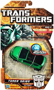 Transformers: Hunt for the Decepticons Deluxe Action Figure Tuner Skids