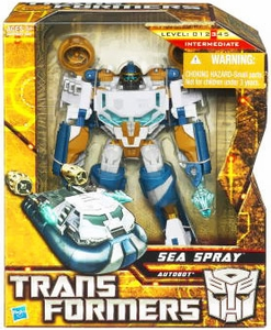 Transformers: Hunt for the Decepticons Voyager Action Figure Sea Spray