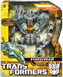 Transformers: Hunt for the Decepticons Leader Action Figure Starscream
