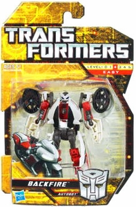 Transformers: Hunt for the Decepticons Scout Action Figure Backfire
