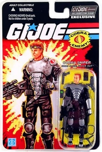 Hasbro GI Joe 2012 Subscription Exclusive Action Figure Black Out