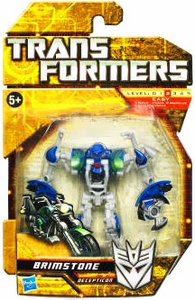 Transformers: Hunt for the Decepticons Scout Action Figure Brimstone