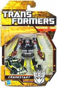 Transformers: Hunt for the Decepticons Scout Action Figure Crankstart