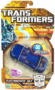 Transformers: Hunt for the Decepticons Deluxe Action Figure Electrostatic Jolt