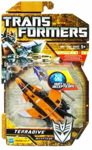 Transformers: Hunt for the Decepticons Deluxe Action Figure Terradrive