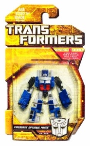 Transformers: Hunt for the Decepticons Hasbro Legends Mini Action Figure Fireburst Optimus Prime