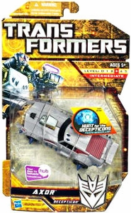Transformers: Hunt for the Decepticons Deluxe Action Figure Axor