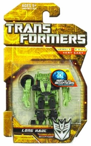 Transformers: Hunt for the Decepticons Hasbro Legends Mini Action Figure Long Haul