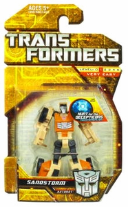 Transformers: Hunt for the Decepticons Hasbro Legends Mini Action Figure Sandstorm