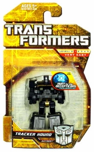 Transformers: Hunt for the Decepticons Hasbro Legends Mini Action Figure Tracker Hound