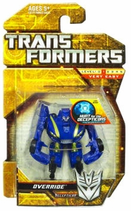 Transformers: Hunt for the Decepticons Hasbro Legends Mini Action Figure Override