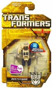 Transformers: Hunt for the Decepticons Hasbro Legends Mini Action Figure Dust Storm