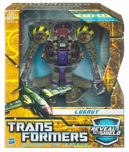 Transformers: Hunt for the Decepticons Voyager Action Figure Decepticon Lugnut