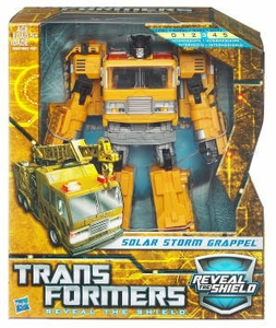 Transformers: Hunt for the Decepticons Voyager Action Figure Solar Storm Grappel