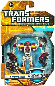 Transformers: Hunt for the Decepticons Scout Action Figure Chopsaw