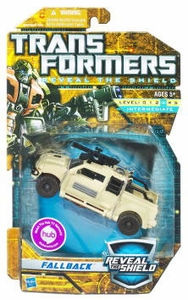Transformers: Hunt for the Decepticons Deluxe Action Figure Fallback