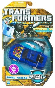 Transformers: Hunt for the Decepticons Deluxe Action Figure Turbo Tracks