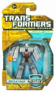 Transformers: Hunt for the Decepticons Hasbro Legends Mini Action Figure Megatron