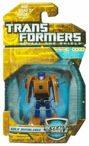 Transformers: Hunt for the Decepticons Hasbro Legends Mini Action Figure Gold Bumblebee