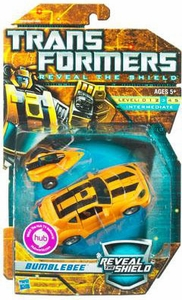 Transformers: Hunt for the Decepticons Deluxe Action Figure Bumblebee [Classics Redeco]
