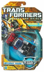 Transformers: Hunt for the Decepticons Deluxe Action Figure Optimus Prime [Generation 2]