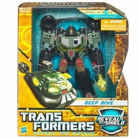 Transformers: Hunt for the Decepticons Voyager Action Figure Deep Dive