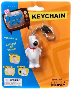 Family Guy Bendable Keychain Brian