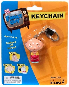 Family Guy Bendable Keychain Stewie