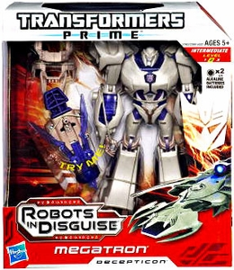 Transformers Prime Voyager Action Figure Megatron