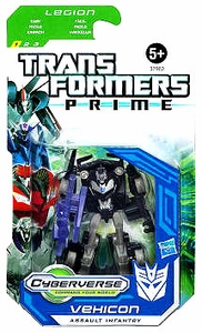 Transformers Prime Cyberverse Legion Action Figure Vehicon