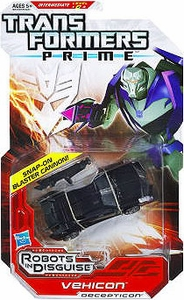 Transformers Prime Robots in Disguise Deluxe Action Figure Vehicon [Snap-On Blaster Cannon!]