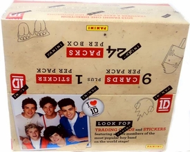 1D Panini 2013 Photocards Trading Card Box [24 Packs]