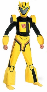 Disguise Costume Transformers Animated #7192 Deluxe Bumblebee [Child] Small & Medium Only!