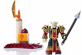 World of Warcraft LOOSE Mega Bloks Set #91004 Valoren [Blood Elf Priest Faction Pack]