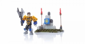 World of Warcraft LOOSE Mega Bloks Set #91001 Colton [Human Paladin Faction Pack]