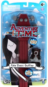 Adventure Time Marceline's Axe Bass Guitar [Includes Strap!] Pre-Order ships March