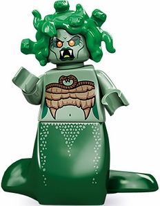 LEGO Minifigure Collection Series 10 LOOSE Mini Figure Medusa