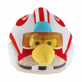 Angry Birds Star Wars 5 Inch MINI Plush Luke Skywalker with Helmet [With Sound]