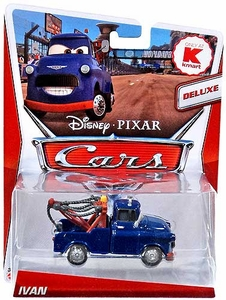 Disney / Pixar CARS MAINLINE Exclusive 1:55 Die Cast Car Deluxe Ivan