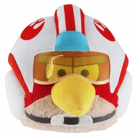 Angry Birds Star Wars 12 Inch MEDIUM Plush Luke Skywalker with Helmet