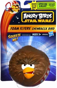 Angry Birds STAR WARS Foam Flyers Chewbacca