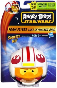 Angry Birds STAR WARS Foam Flyers Luke Skywalker