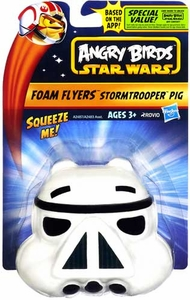 Angry Birds STAR WARS Foam Flyers Stormtrooper