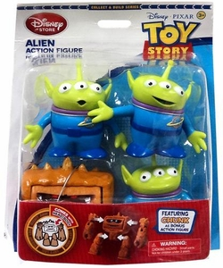 Disney & Pixar Exclusive Toy Story Collect and Build Chunk Series Alien