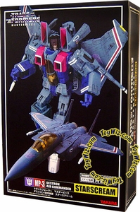 Transformers Takara Masterpiece Collection MP-03 Starscream