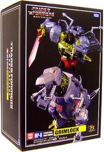 Transformers Takara Masterpiece Collection MP-08 Grimlock