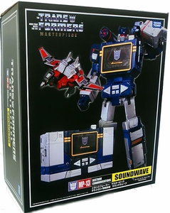 Transformers Takara Masterpiece Collection MP-13 Soundwave