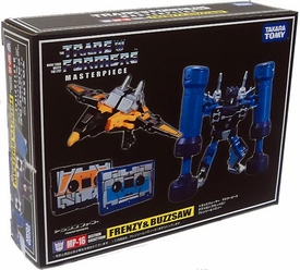 Transformers Takara Masterpiece Collection MP-16 Frenzy & Buzzsaw